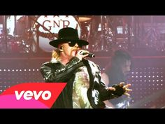 Guns N' Roses - Chinese Democracy (Live) 2014
