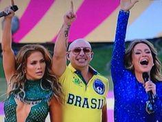 Inauguración. Mundial de Brasil. 12 Junio 2014