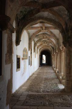 the Convento de Cristo, Tomar, Portugal