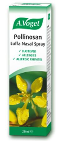 A. Vogel Pollinosan Luffa Nasal Spray 20ml A. Vogel Pollinosan Luffa Nasal Spray 20ml: Express Chemist offer fast delivery and friendly, reliable service. Buy A. Vogel Pollinosan Luffa Nasal Spray 20ml online from Express Chemist today! (Barco http://www.MightGet.com/january-2017-11/a-vogel-pollinosan-luffa-nasal-spray-20ml.asp