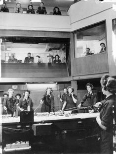 One of the best developed control rooms was for No. 10 Group, located at RAF Box in Wiltshire.