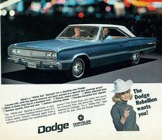 1967 Dodge Coronet 440 2 Door Hardtop