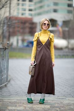Pin for Later: Retour Sur les Meilleurs Looks Street Style de la Fashion Week de New York Jour 7