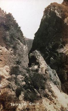 Topanga Canyon,Malibu,California