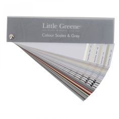 colour scales grey fandeck