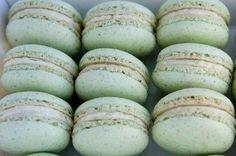 Macarons #mint