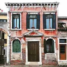 Italian Style, Mansions, House Styles, Heart, Home Decor, Wonderful Places, Venice, Decoration Home, Room Decor