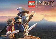 LEGO The Hobbit Videogame Officially Announced for 2014