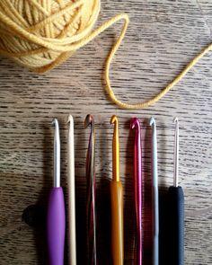 Crochet for Knitters Workshop with Joanne Scrace — Yarnporium (London, UK)