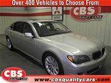 2008 BMW 750Li Durham, NC WBAHN83598DT78961