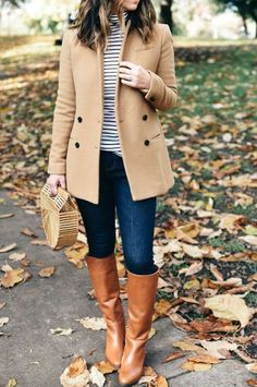 Fashionable classy fall outfits, winter dress outfits, fall outfits for sch Classy Fall Outfits, Winter Mode Outfits, Winter Outfits Women, Winter Fashion Outfits, Classic Outfits, Stylish Outfits, Autumn Fashion, Cute Outfits, Fashion Fashion