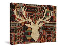 Wild Woods Creative Art Canvas – Laural Home