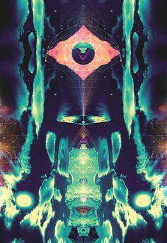 Kaleidoscope mystery.