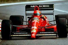 Bruno Giacomelli - 1990 - Life Racing - F190