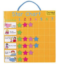 Reward Chart...going to make this for Matthew :-)