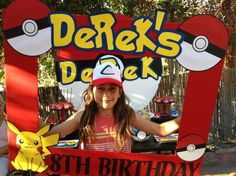 Derek's Pokemon Go Birthday Party  | CatchMyParty.com