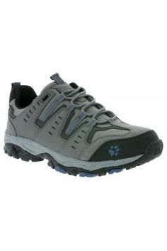 Jack Wolfskin MTN STORM TEXAPORE LOW M Schuhe Herren Wander-Schuhe Trekking-Schuhe Grau 4016291-1800 https://modasto.com/jack-ve-wolfskin/erkek-ayakkabi/br3038ct82 #erkek