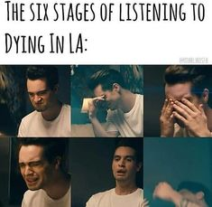 The extent I can relate to this is ridiculous Emo Band Memes, Emo Bands, Music Bands, Music Stuff, My Music, Brendon Urie Memes, Panic! At The Disco, Fall Out Boy, My Chemical Romance