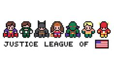 Hey, I found this really awesome Etsy listing at http://www.etsy.com/listing/109362723/dc-justice-league-of-america-cross