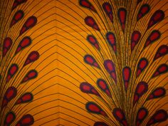 African Fabrics Cotton Hollandais Wax Prints Sold by kitenge2012, £4.99