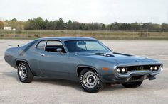 '71 Plymouth Roadrunner