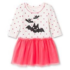 Toddler Girls' A Line Dress  Cream - Circo™