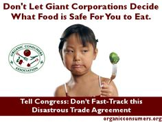 Take Action: Don't Let Congress 'Fast-Track' Dangerous Trade Deals, then head over to www.StopFastTrack.com on Jan 29th for a national day of action. Learn more here: http://orgcns.org/1e37DgK