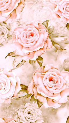 This picture could be enlarged to full page size. Vintage Flowers Wallpaper, Flowery Wallpaper, Rose Wallpaper, Flower Backgrounds, Wallpaper Backgrounds, Cellphone Wallpaper, Iphone Wallpaper, Scrapbook Paper, Scrapbooking