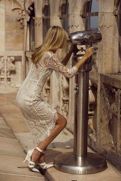via Tuula Vintage--amazing dress! lovee