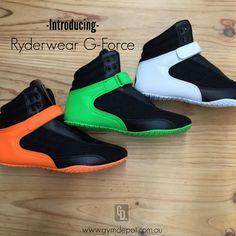 Ryderwear G-force