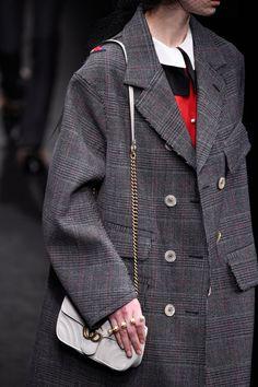 Pin for Later: Welche Maniküren tragen eigentlich die Models bei der Fashion Week? Maniküre bei Gucci Herbst/Winter 2016, Milan Fashion Week