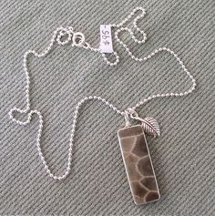 Petosky necklace $95