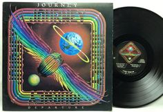 Journey - Departure Columbia FC 36339 Vinyl, Record, LP, Album stores.ebay.com/capcollectibles