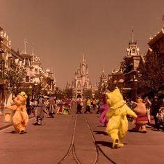 1960's or 70's Main Street Parade