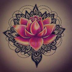 63 New Ideas For Tattoo Arm Sleeve Ideas Lotus Flowers Mandala Tattoo – Top Fashion Tattoos Neue Tattoos, Arm Tattoos, Body Art Tattoos, Sleeve Tattoos, Cool Tattoos, Tatoos, Lotusblume Tattoo, Shape Tattoo, Lotus Tattoo Design