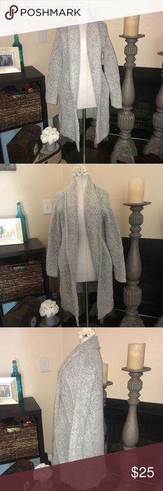 Loft. Size XS/S. Loft. Size XS/S. grey soft piece. No flaws whatsoever. Fits up to a size M also. Great piece for fall/winter. Note: Also posted on F:B so if it's marked not for sale, it's been sold. LOFT Sweaters