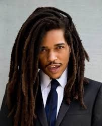 35 Best Dreadlock Styles For Men + Cool Dreads Hairstyles Guide) Mens Dreadlock Styles, Dreadlock Hairstyles For Men, Dreads Styles, Hair Styles, Dreadlock Rasta, Black Hairstyles, Curly Hairstyles, Shorts Dreads, Thick Dreads