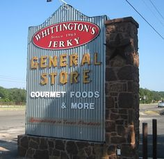 Johnson City/Stonewall, TX:  Whittington's Jerky