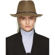 Shop from luxury labels, emerging designers and streetwear brands for both men and women. Black Fedora, Straw Fedora, Love Hat, Streetwear Brands, Grosgrain, Wool Felt, Stella Mccartney, Brows, Cowboy Hats