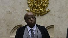 Joaquim Barbosa preside última sessao do STF