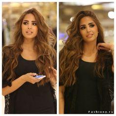 Кувейтский блоггер и красавица Fouz Adnan Alfahad