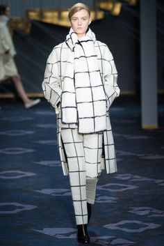 See Alessandra Facchinett's uptown-meets-downtown collection for Tod's F/W 14