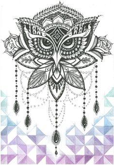 Waterproof Temporary Tattoo Sticker flower lotus mandala henna mehndi tatto stickers flash tatoo fake tattoos for girl women 7 Buho Tattoo, Tattoo L, Piercing Tattoo, Piercings, Lotus Tattoo, Sternum Tattoo, Sick Tattoo, Owl Neck Tattoo, Half Sleeve Tattoos Owl