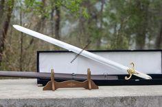 Hazrat Muhammad Saw Sword Qadib Buckhorn   For Sale   Ottoman Swords Turkish Bow, Replica Swords, Cane Sword, Damascus Sword, Camp Axe, Wood Arrow, Archery Equipment, Katana Swords, Bushcraft Knives