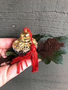 Black Hyacinth Fragrance  Mysterious Sensual Perfume