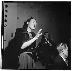 Gottlieb, William P., 1917-, photographer.  [Portrait of Lena Horne, New York, N.Y., between 1946 and 1948]  1 negative :  b&w ; 2 1/4 x 2 1/4 in.  Notes:  Gottlieb Collection Assignment No. 143 Reference print available in Music Division, Library of Congress. Purchase William P. Gottlieb Forms part of: William P. Gottlieb Collection (Library of Congress).  Subjects:  Horne, Lena Women jazz musicians--1940-1950. Jazz singers--1940-1950.  Format:  Portrait photographs--1940-1950....