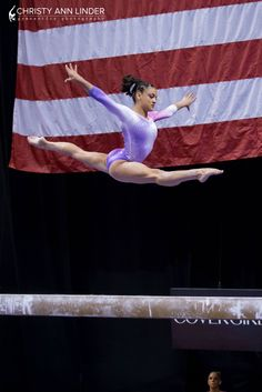Lovely leos of the 2015 P&Gs: Lauren Hernandez. pc: Christy Ann Linder