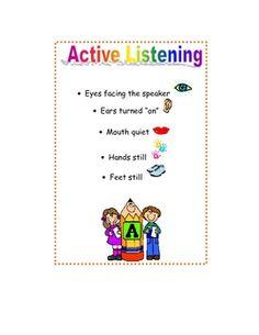 essay on active listening skills