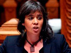 Catarina Martins é cabeça-de-lista do BE pelo distrito do Porto nas legislativas