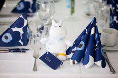 Finnish wedding Honeymoon Inspiration, Wedding Honeymoons, Wedding Themes, Wedding Ideas, Marimekko, Trendy Wedding, Wedding Bells, Wedding Table, Diy And Crafts